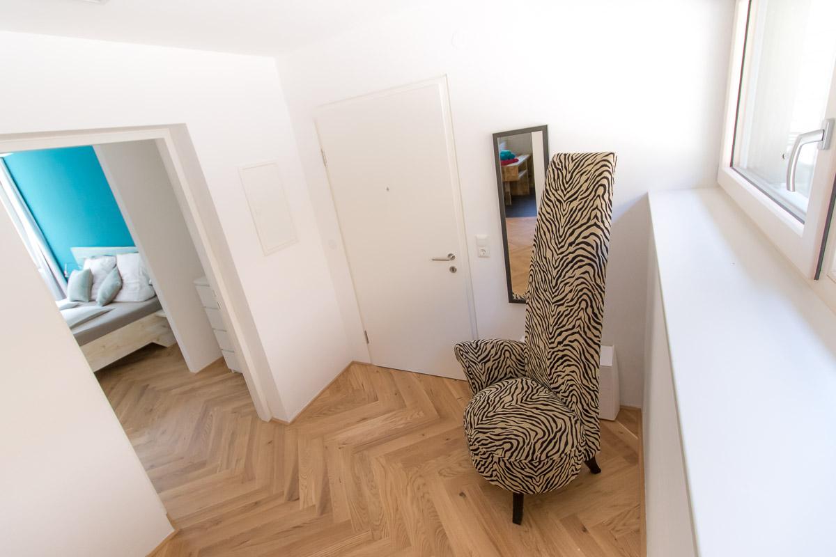 Ferienwohnung BEE HOME in Lunz am See - Vorraum