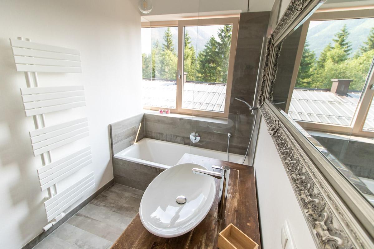 Ferienwohnung BEE YOU in Lunz am See - Badezimmer