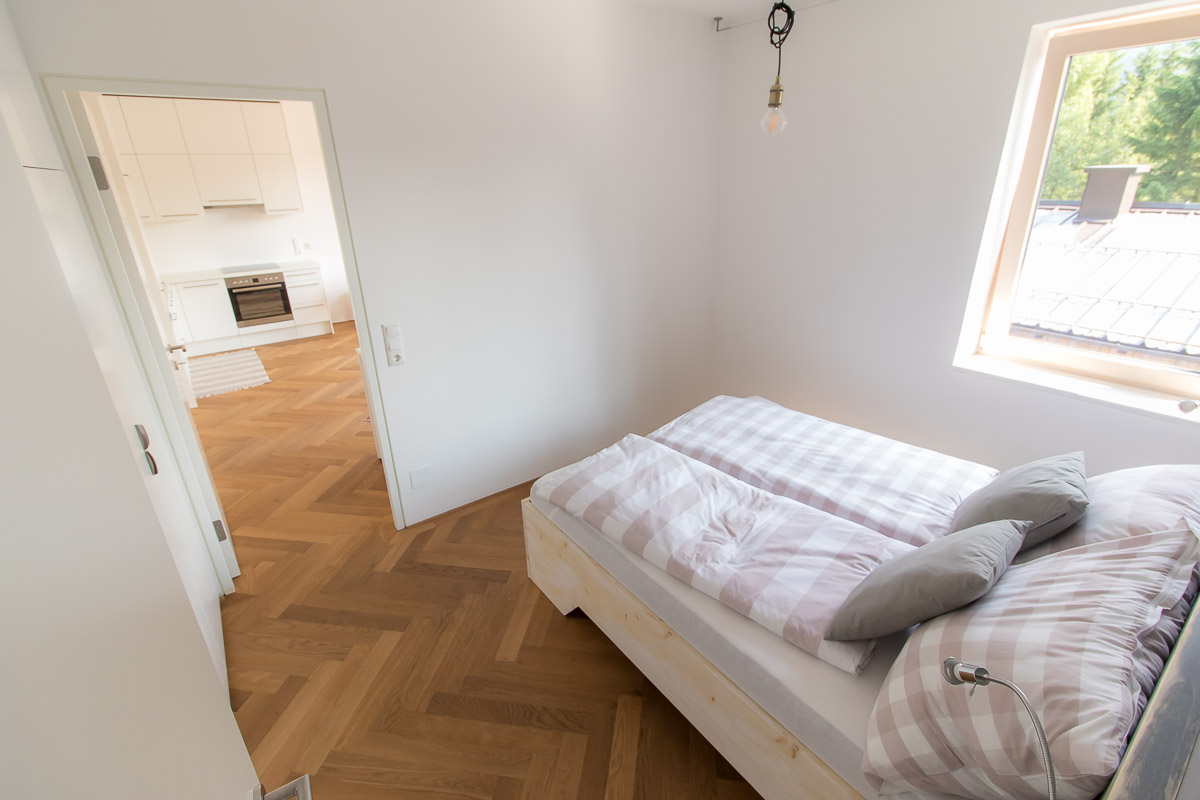 Ferienwohnung BEE YOU in Lunz am See - Schlafzimmer
