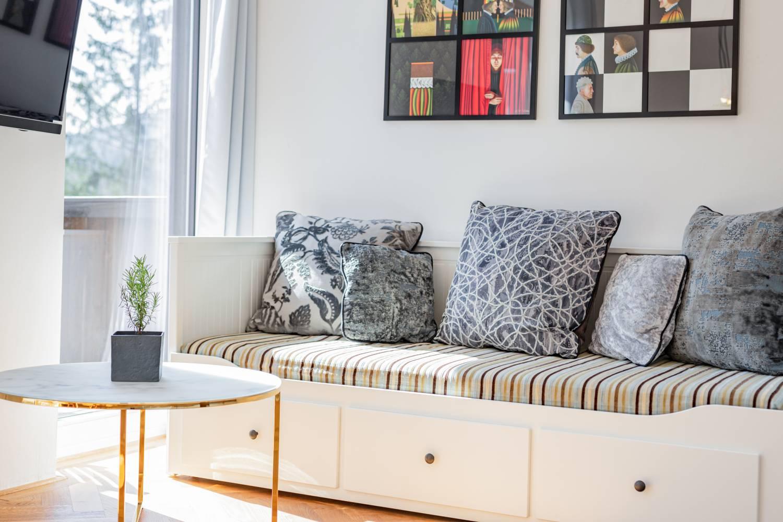 Apartment BEE YOU Wohnraum